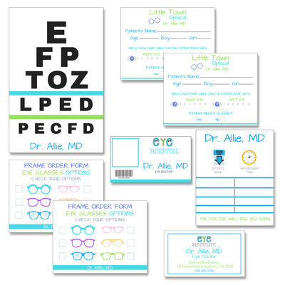 Pretend Play Eye Doctor