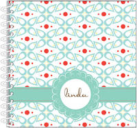 Abstract Floral Journal | Notebook