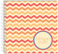 Citrus Zig Zags Journal | Notebook