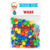 Juggling Monkey Birthday Party Candy Bag Favors
