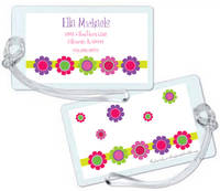 Bright Daisies Luggage Tag