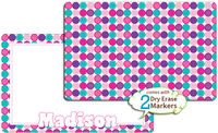 Dotty About You Dry Erase Placemat