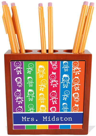 Colorful Kids Pencil and Pen Holder