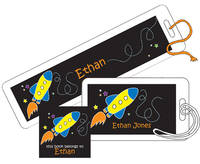 Rocket Ship Reader Set