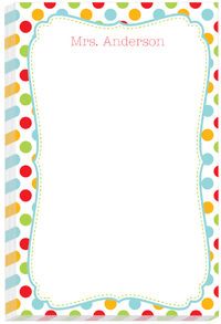 Dots and Frame Notepad
