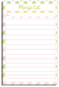 Preppy List Pad Too