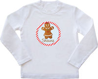 Gingerbread Girl Tee
