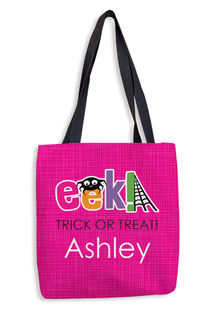 Eek Halloween Treat Bag