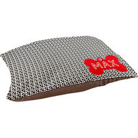 Dog Tag Pet Bed