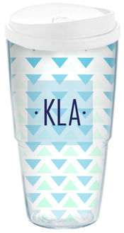 Blue Angles Acrylic Travel Cup