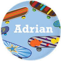 Cool Skateboards Plate