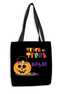 Pumpkin Treats Tote Bag