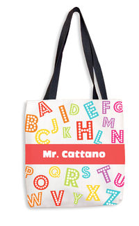 Alpha Party Tote Bag
