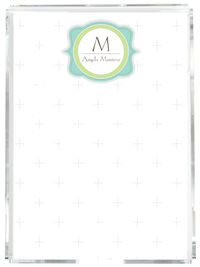 Simple Chic Memo Sheets