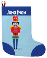 Drummer Boy Christmas Stocking