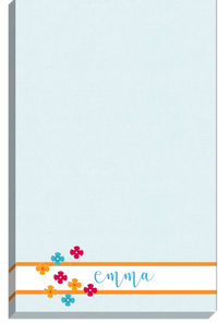 Connected Flower Notepad