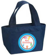 Colorful Kids II Insulated Tote