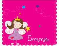 Fairy Princess Foldover Card