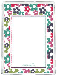Flower Patches Memo Sheets