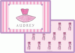 Ballerina Girl Placemat P-809