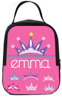 Princess Crowns Lunch Box