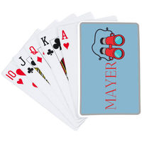 Binocular Camp Playing Cards