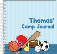 Just Sporty Journal | Notebook