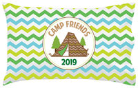 Tent Ready UNPERSONALIZED Pillowcase