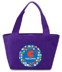 ABC Teacher Insulated Tote