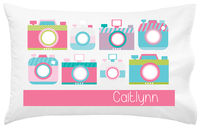 Camera Ready Pillowcase