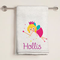 Pixie Princess Bath Towel