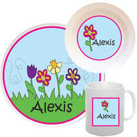 May Flowers Melamine Set