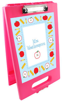 School Supplies Clipboard Storage Case