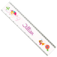 Pixie Princess Acrylic Ruler