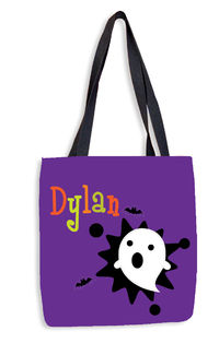 Ghostly Ghost Treat Bag