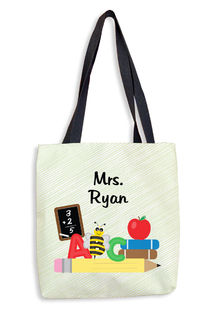 Funny Bee Supplies Tote Bag