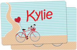 Bicycle Path Placemat
