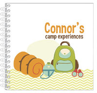 Camp Supplies Journal | Notebook