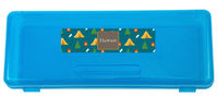 Camp Grounds Large Pencil Case