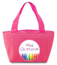 Crayons Insulated Tote