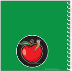 Apple and Books Journal | Notebook