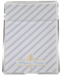 Ornate Diagonals Memo Sheets