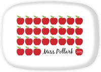 Ample Apples Teacher Platter