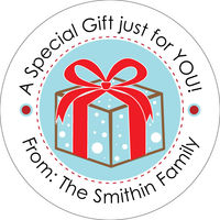 Gifted Gift Stickers