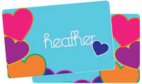 Bright Hearts Placemat