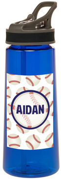 Baseball Fanatic Water Bottle
