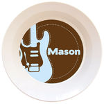 Guitar Blue Placemat