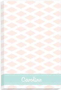 Blush Wide Diamonds Pad