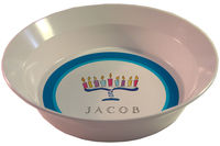 Channukah Bowl B833