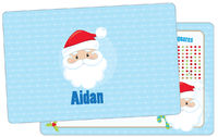 Happy Santa Dry Erase Placemat